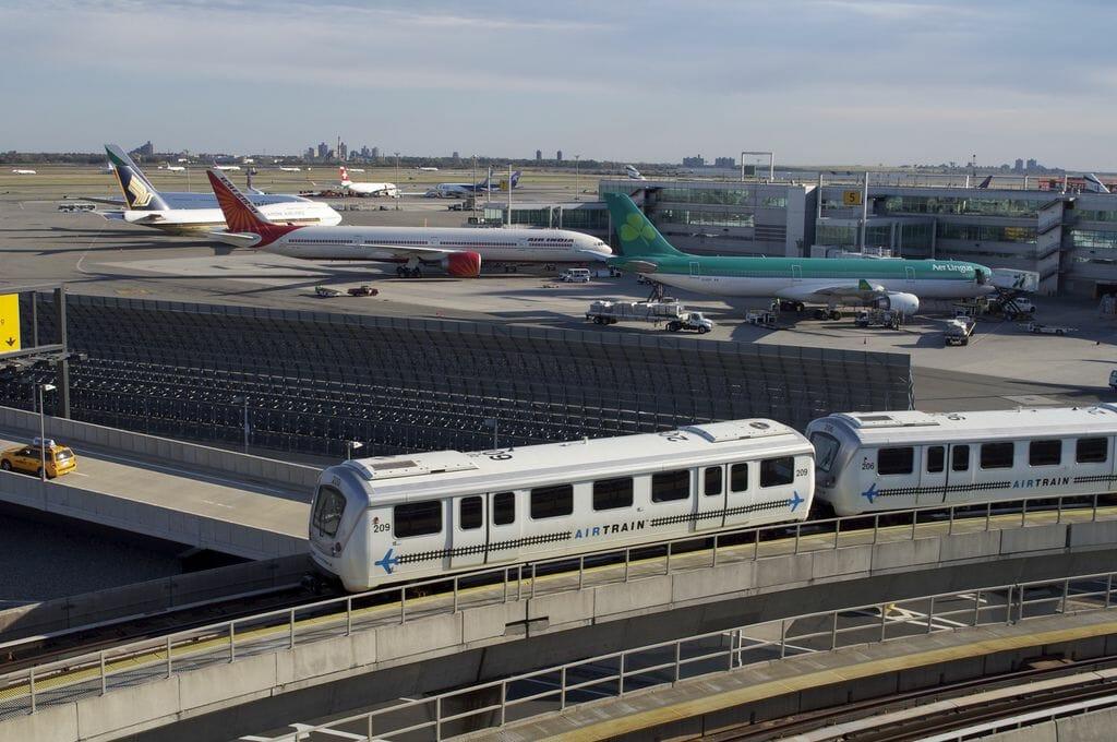 Cómo llegar a Nueva York desde el JFK