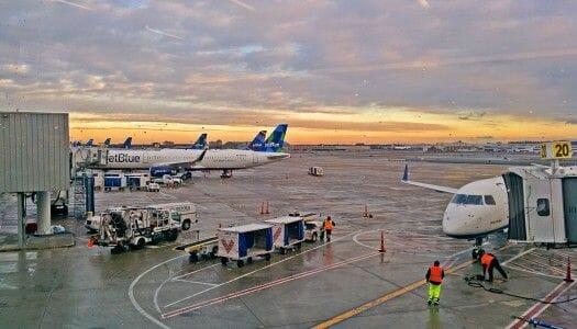 Cómo llegar a Nueva York desde el aeropuerto JFK