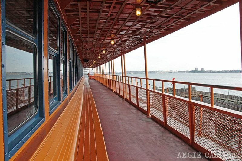 Ferry de Staten Island