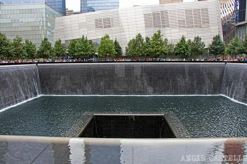 Guía del World Trade Center: los estanques