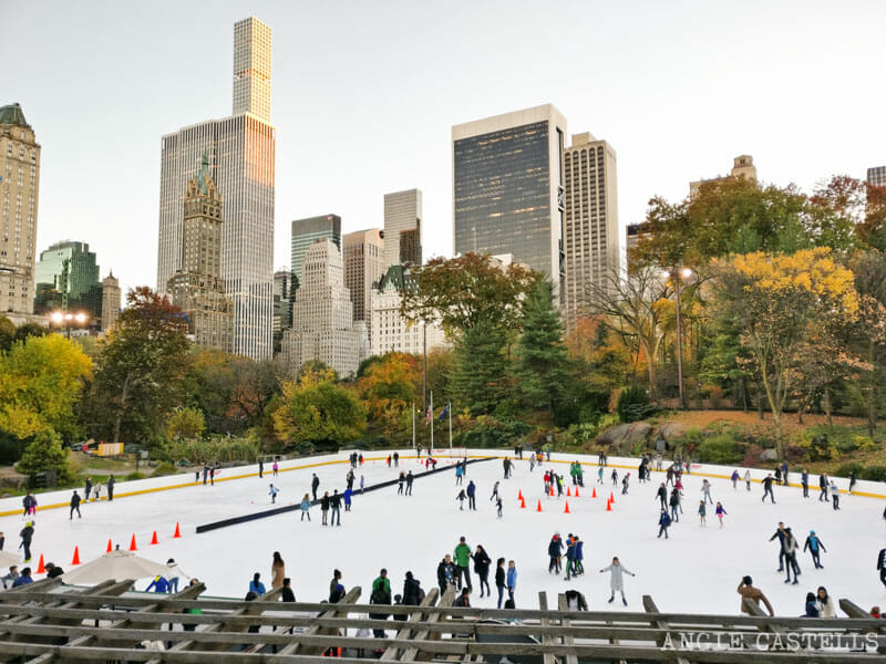 Guia-Central-Park-Pista-patinaje-Wollman-Rink