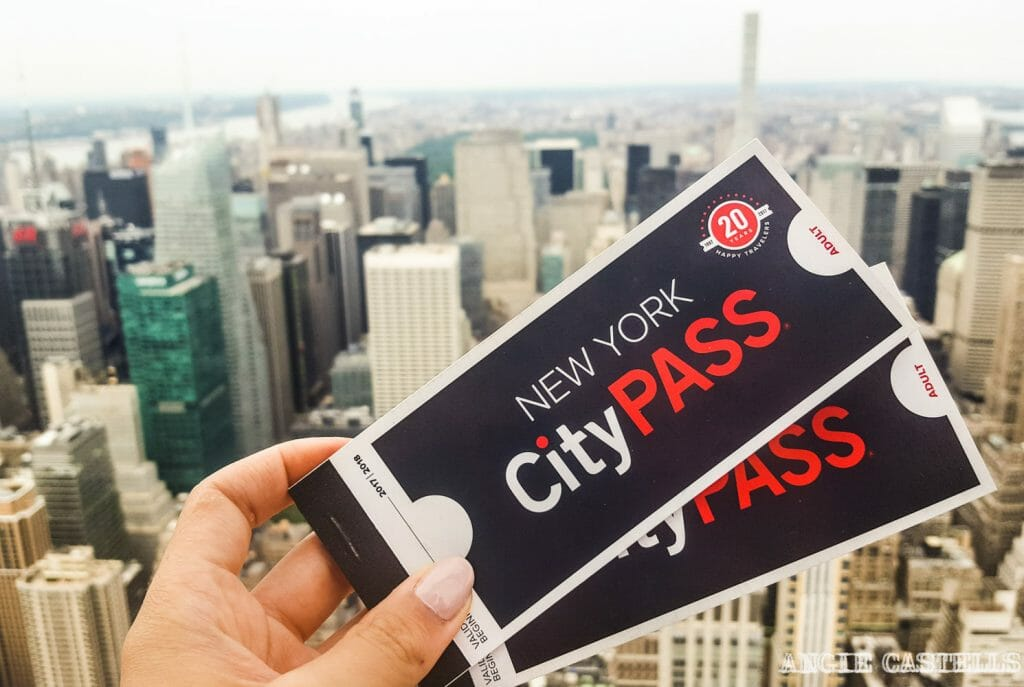 Cómo usar la tarjeta New York CityPASS - Vistas desde el Empire State Building