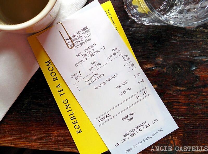 Las propinas en Nueva York: cuándo se dejan y cuánto dinero