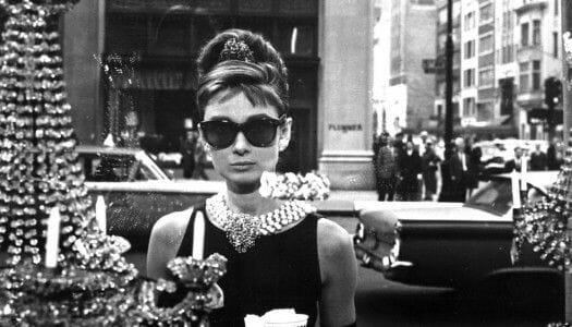 Los escenarios de Desayuno con diamantes en Nueva York