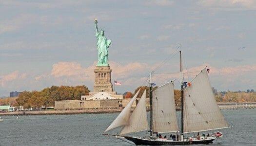 La Estatua de la Libertad en 10 curiosidades