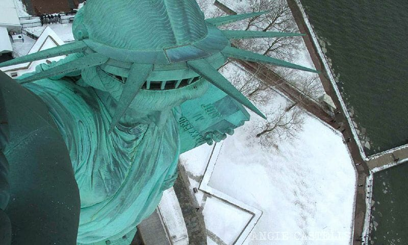 Estatua de la Libertad webcam