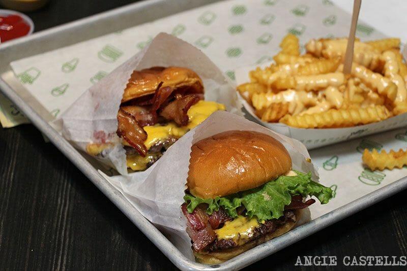 Shake Shack Nueva York hamburguesas