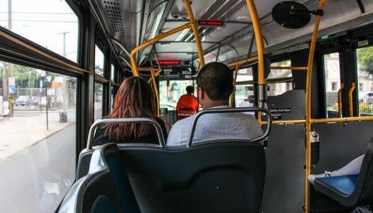 Los autobuses de Nueva York