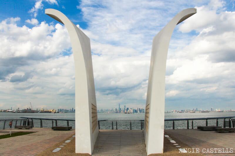 Qué ver en Staten Island - Memorial 9/11 y skyline de Manhattan