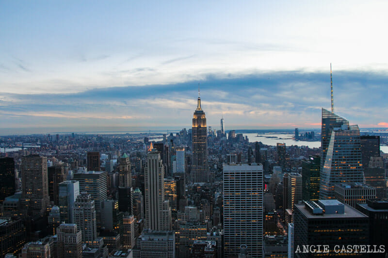 Subir al Top of the Rock Rockefeller Center Nueva York-3
