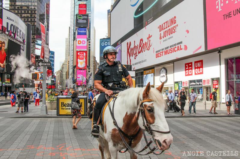 Guía de Times Square: musicales, tiendas y restaurantes