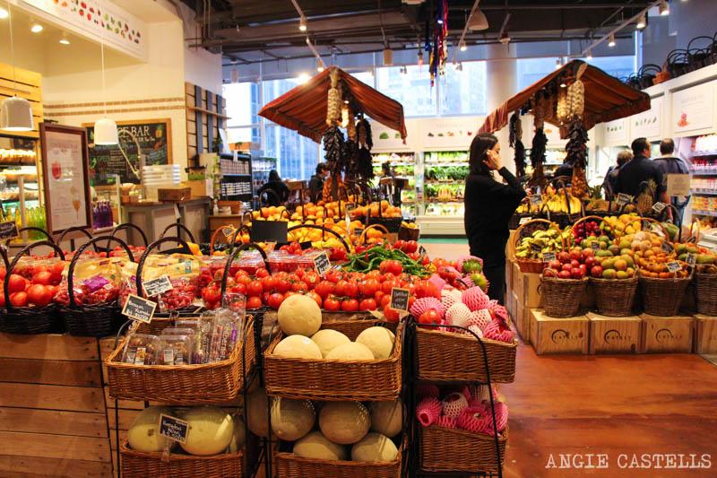 Guía del World Trade Center: el supermercado Eataly