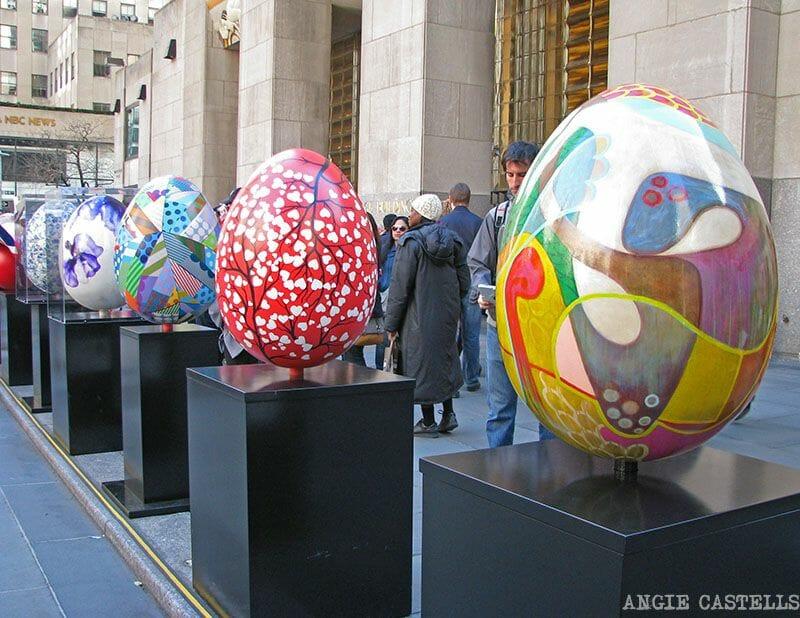 Qué hacer en Semana Santa en Nueva York: la caza de huevos de Pascua