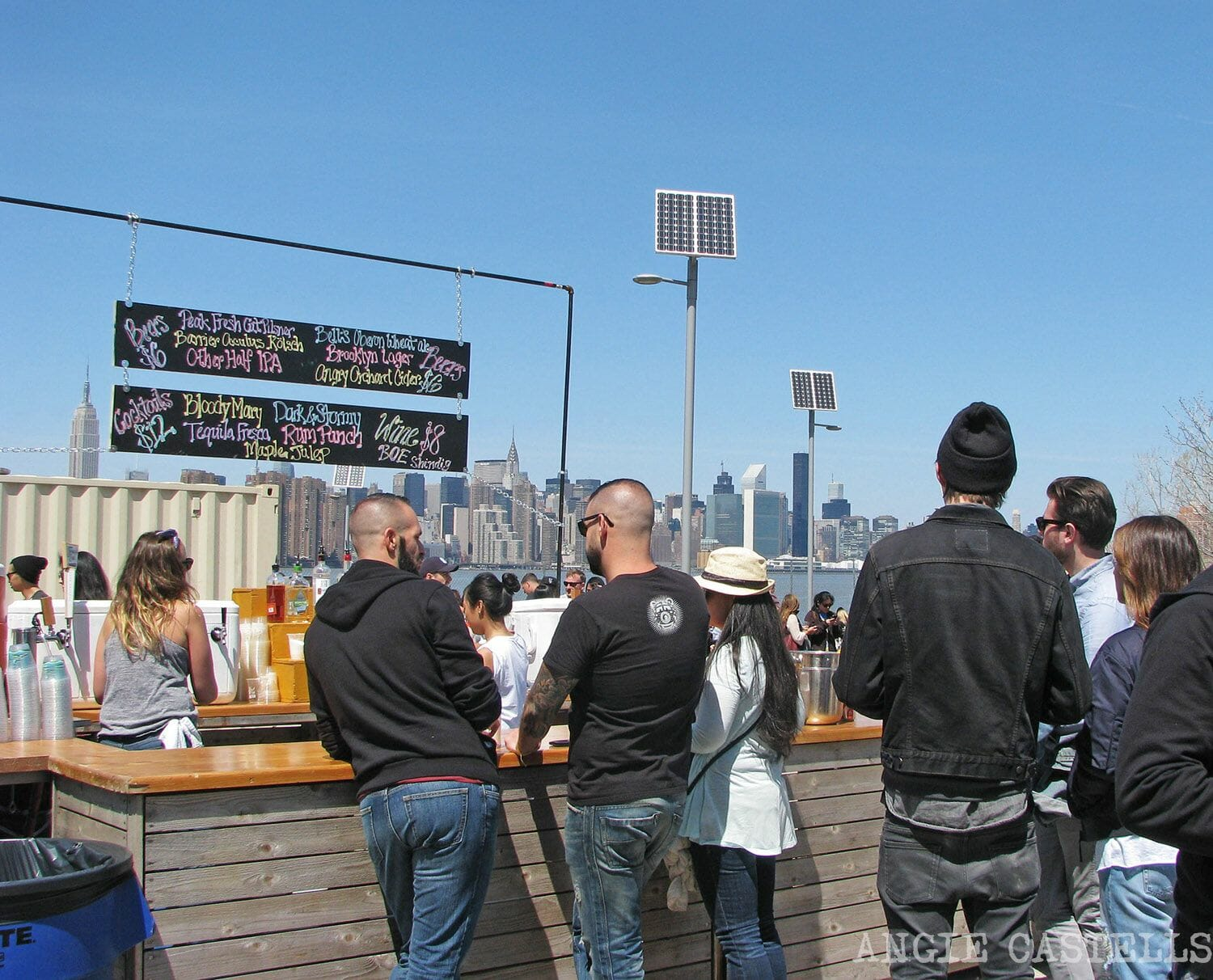 Smorgasburg mercado en Williamsburg