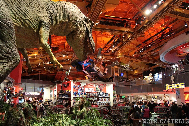 Toys R Us de Times Square Fotos