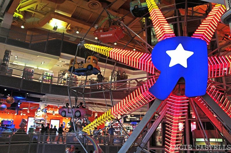 Toys R Us Noria Times Square