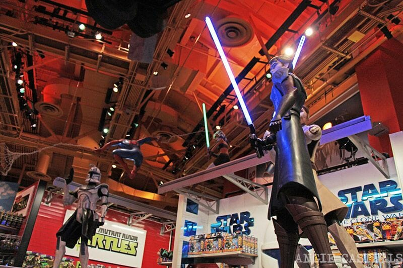 Toys R Us Times Square Star Wars
