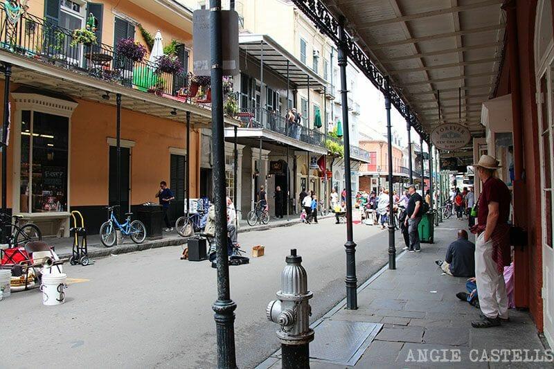 Nueva Orleans Ruta 61 Estados Unidos