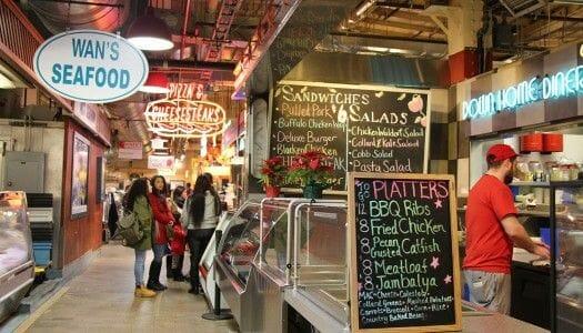 Comer en Philadelphia. Lugares y platos típicos