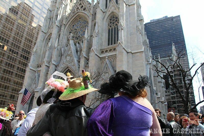 Easter Bonnet Festival, el desfile de sombreros de Pascua de Nueva York