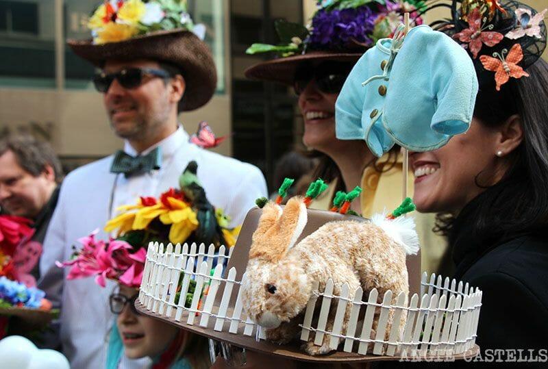 Dia de Pascua en Nueva York