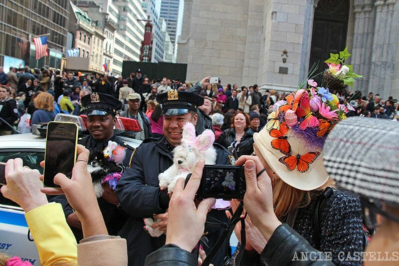 Easter Bonnet Parade Nueva York Fotos