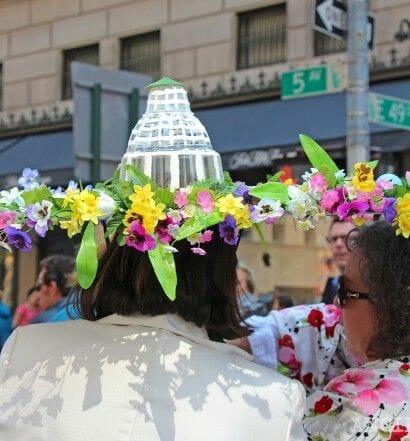 Easter Bonnet Festival, el festival de sombreros de Pascua de Nueva York