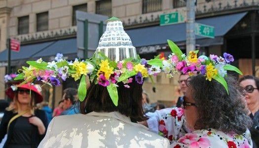 El desfile de sombreros de Pascua de Nueva York