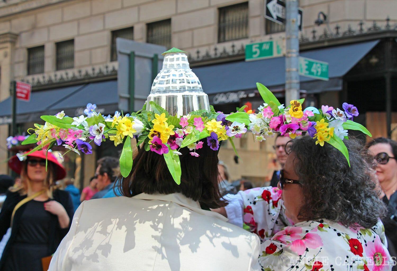Easter Bonnet Pascua Nueva York