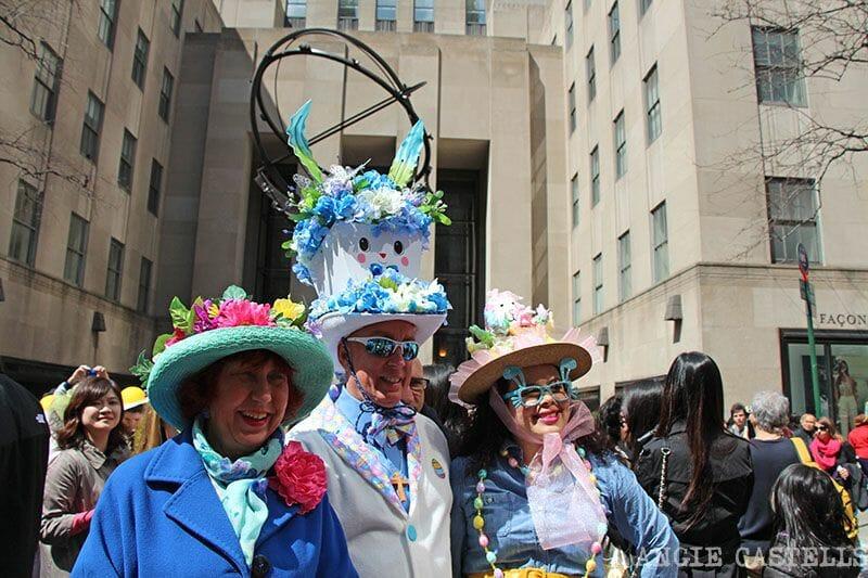 Festival de sombreros de Pascua New York