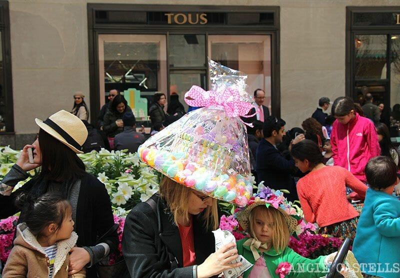 Festival de sombreros de Pascua Nueva York