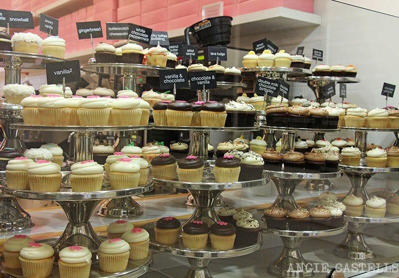 Georgetown Cupcake Soho Nueva York