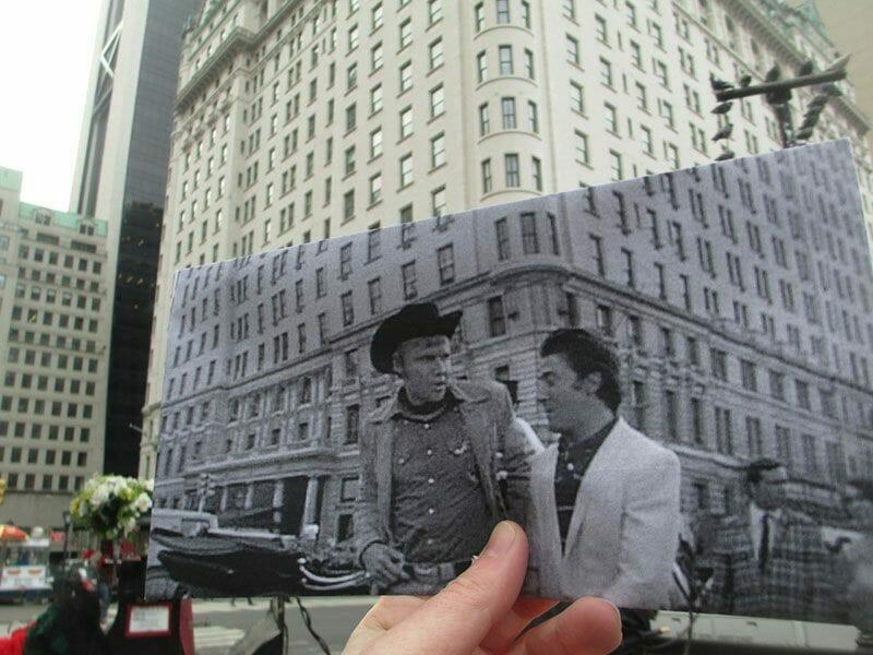 Nueva York en Cowboy de Medianoche (1969). © FILMography
