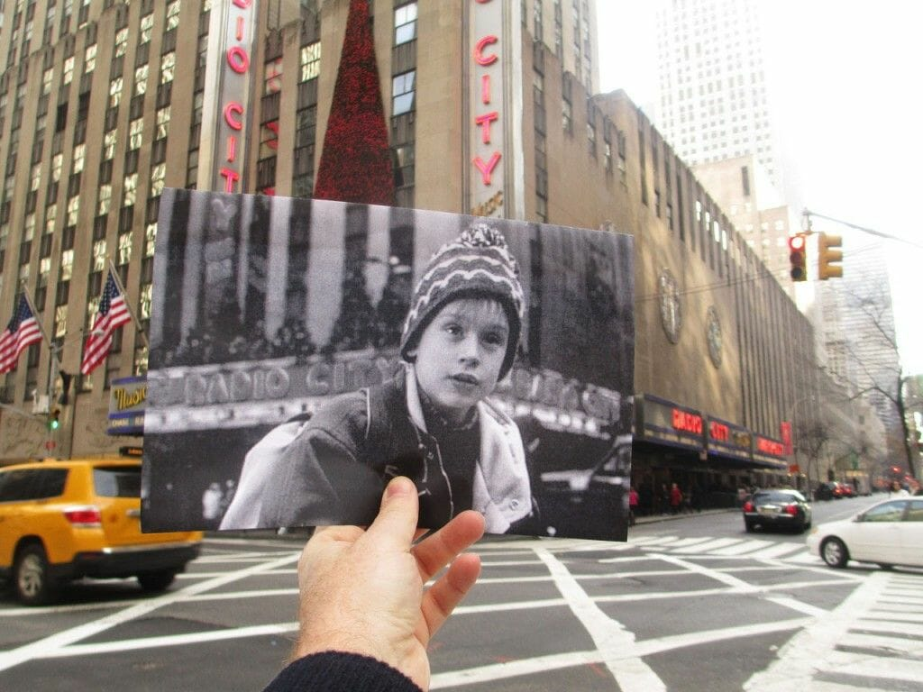 Nueva York de cine Solo en Casa 2
