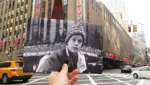 Nueva York de cine: pasado y presente