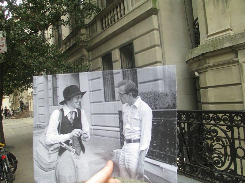 Nueva York de cine Annie Hall