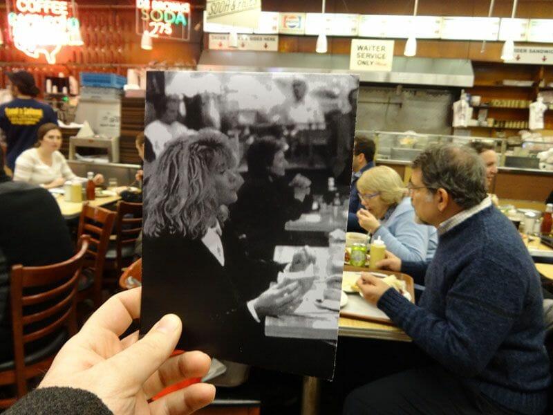 Nueva York de cine Cuando Harry encontró a Sally