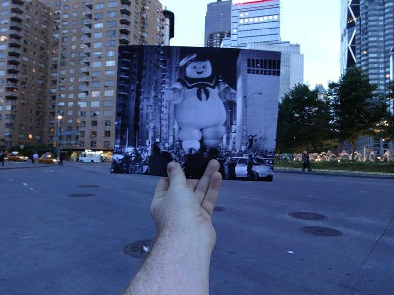 Nueva York de cine Los cazafantasmas