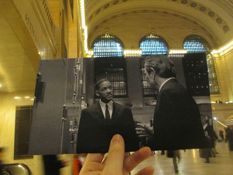 Nueva York de cine Men in Black II