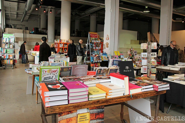 Librerías de Nueva York Powerhouse arena