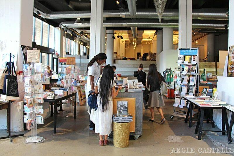 Powerhouse Arena Dumbo Librerías de Nueva York