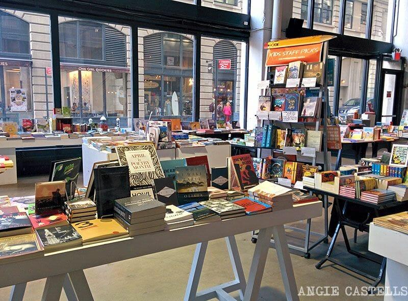 PowerHouse Arena librerías Nueva York