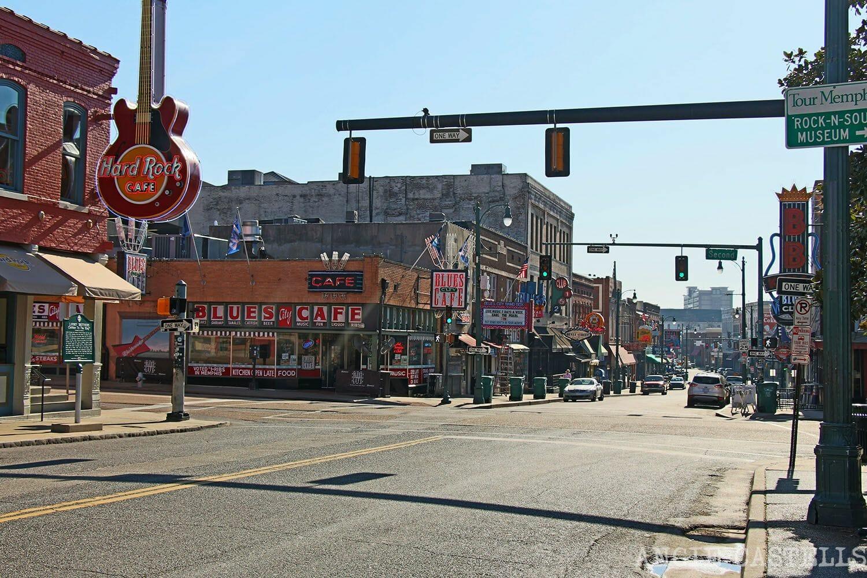 Guía de Memphis