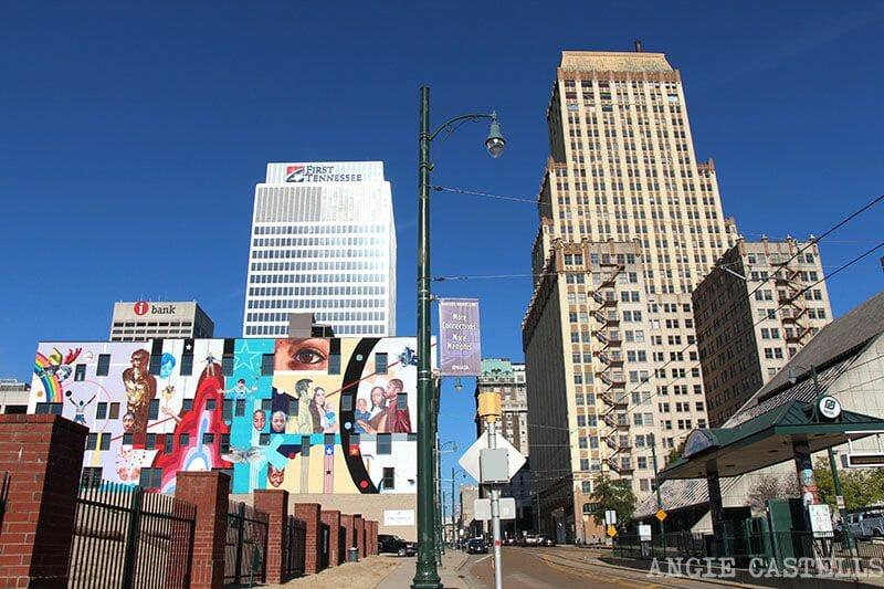 Guía de Memphis Downtown