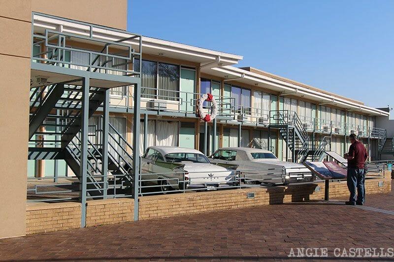 Guía de Memphis Lorraine Motel Martin Luther King
