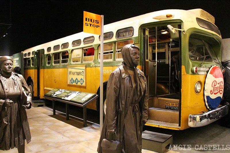 Guía de Memphis National Civil Rights Museum