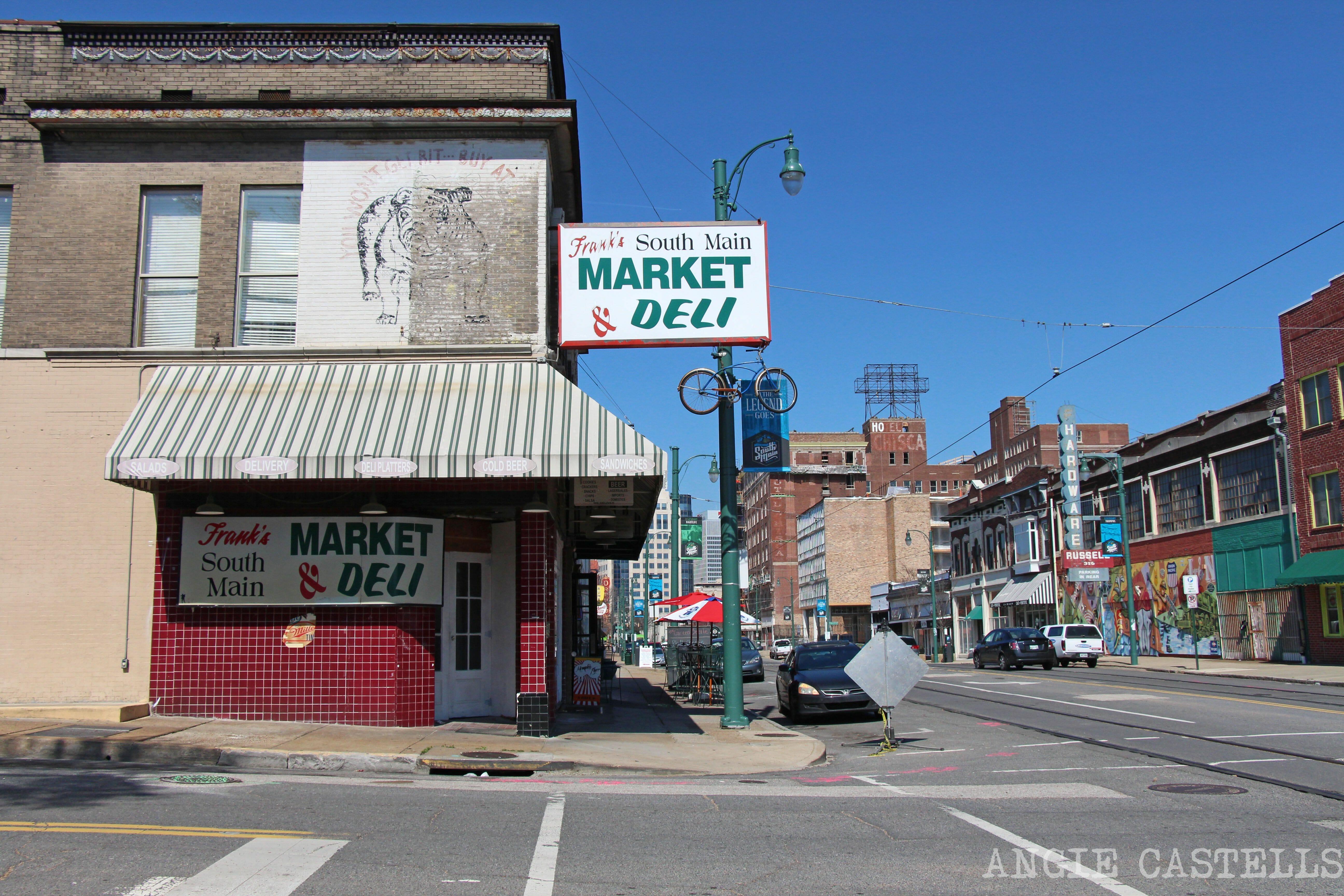 Guía de Memphis South Main St