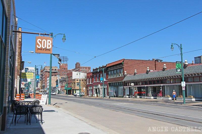 Guía de Memphis South Main Street