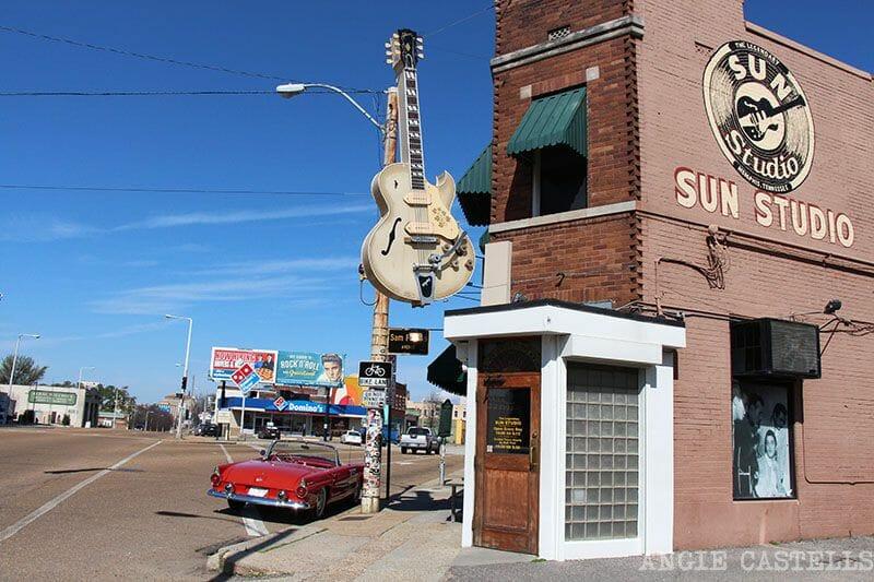 Guía de Memphis Sun Studio