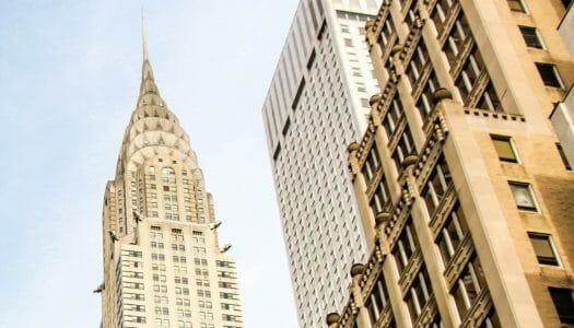 Guía del Chrysler Building y su vestíbulo
